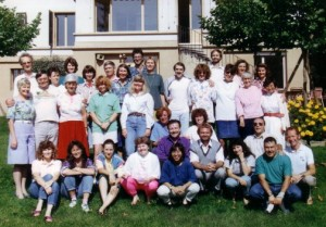 YWAM Crossroads 1992 - Lausanne, Switzerland web1